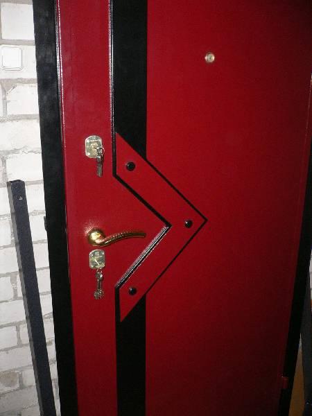делаем металлические двери на заказ